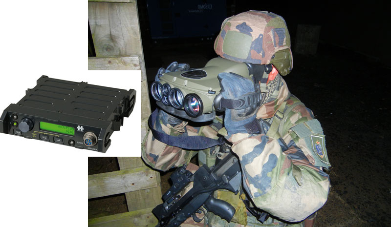 FUTURE TECHNOLOGIES FOR BATTLEFIELD COMMUNICATIONS