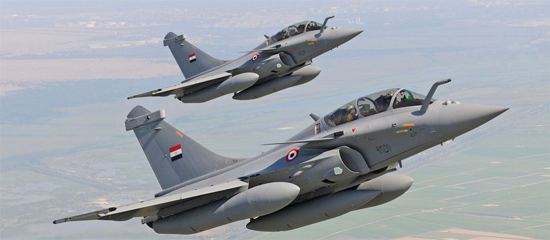 REGIONAL SURVEY: DEFENCE POSTURE IN NORTH AFRICA (EYGPT, ALGERIA, MOROCCO, TUNISIA)