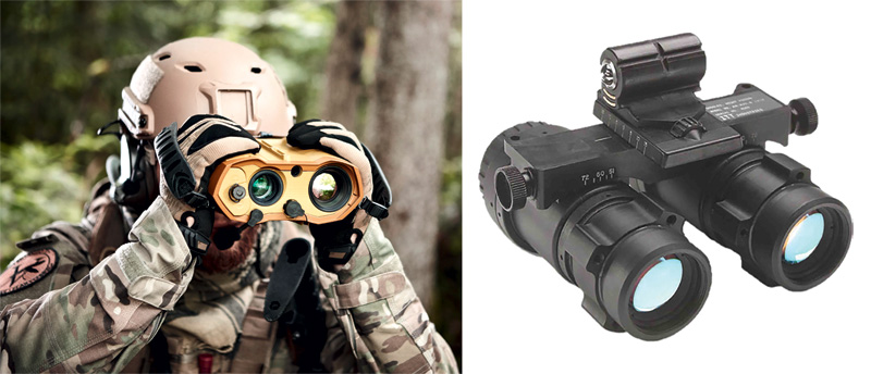 NEW GENERATION OF NIGHT VISION DEVICES
