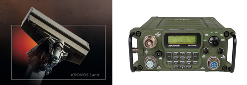 MOUNTED & DISMOUNTED SOLDIER COMMUNICATIONS SYSTEMS