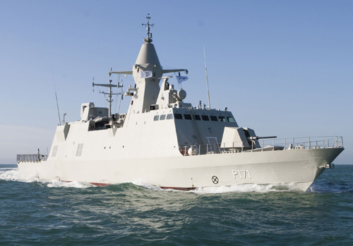 SPECIAL SURVEY: NAVAL DEFENSE & MARITIME SECURITY IN THE GULF
