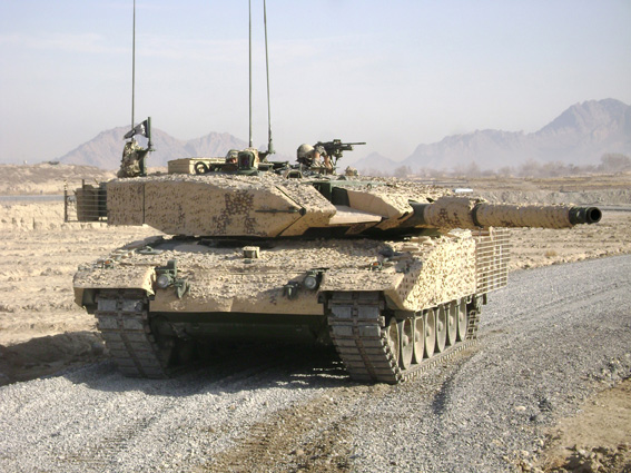 MAIN BATTLE TANKS (MBTs) IN THE MIDDLE EAST