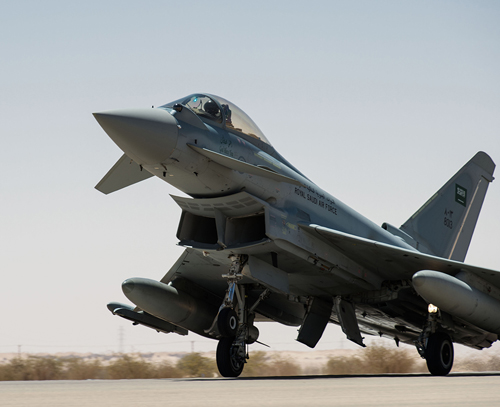 COMBAT AIRCRAFT IN THE MIDDLE EAST