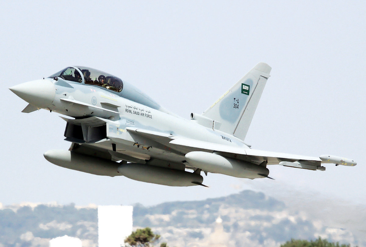 PROCUREMENT PROGRAMS OF MAJOR ARAB AIR FORCES