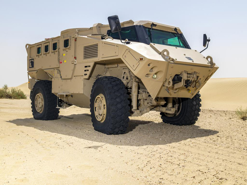 TACTICAL ATTACK AND SPECIAL OPERATIONS VEHICLES (SOV)