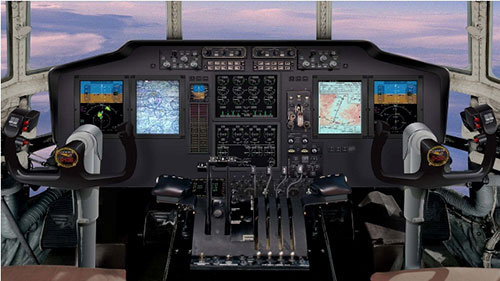 EVOLUTION OF AVIONICS AND SENSORS