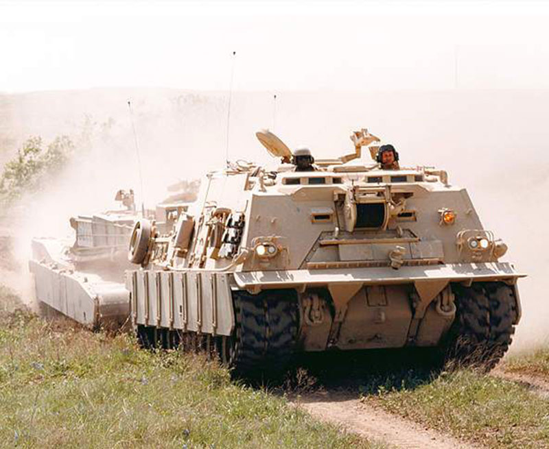 PROCUREMENT PROGRAMS OF MAJOR ARAB LAND FORCES