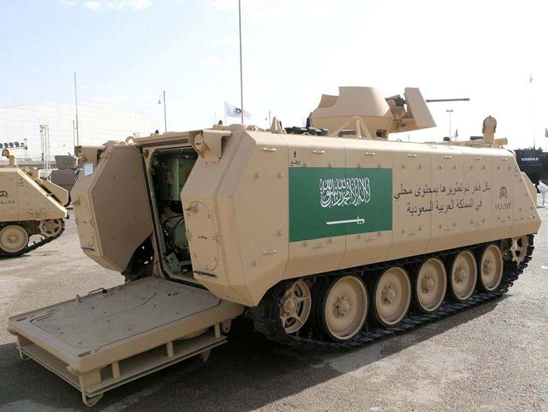 REGIONAL SURVEY:DEFENSE POSTURE IN SAUDI ARABIA
