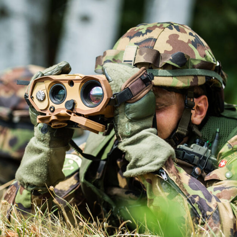 INFANTRY VISION SYSTEMS & DEVICES