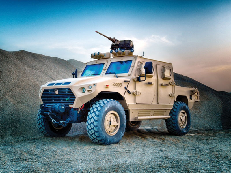 TACTICAL ATTACK & SPECIAL OPERATIONS VEHICLES (SOV)