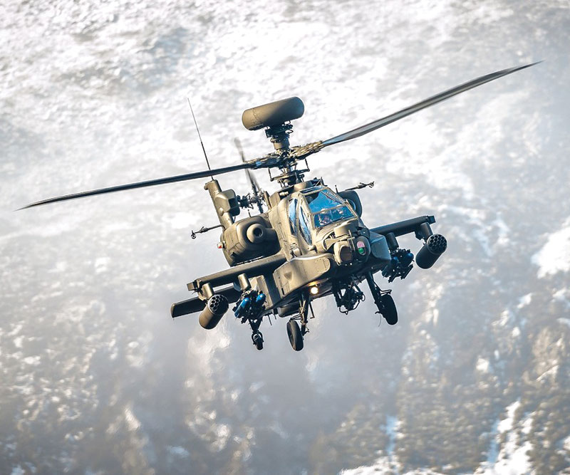 ATTACK & HEAVY LIFT HELICOPTERS IN THE MIDDLE EAST