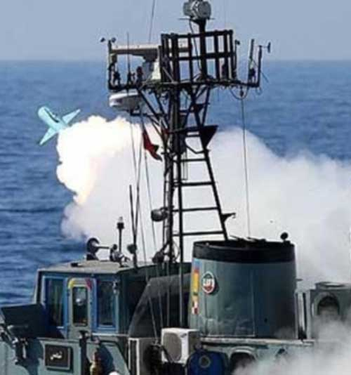 Iran Test-Fires New Torpedo from Qadir-Class Submarine