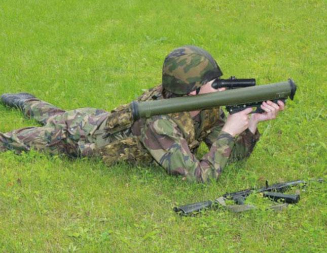 Russia Gets World's Smallest Multi-Shot Grenade Launcher