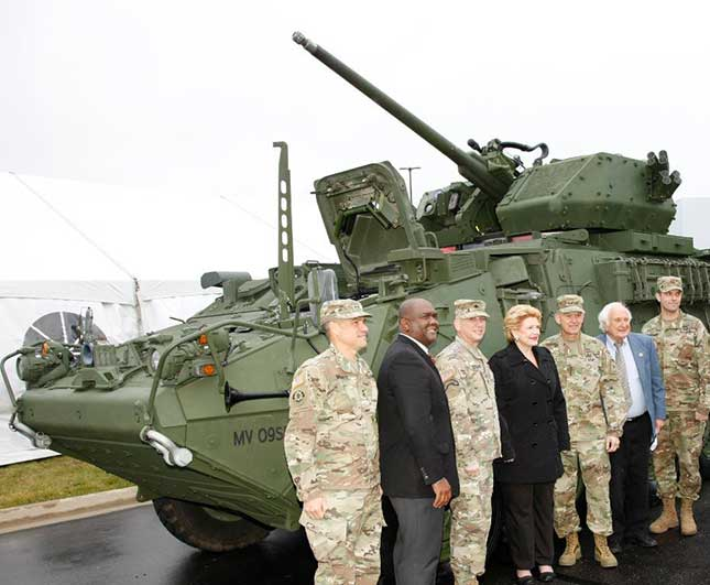 PROTECTOR MCT-30 Turret to Equip Dragoon Vehicle