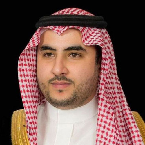Saudi Ambassador to the U.S. Visits Nellis Air Force Base