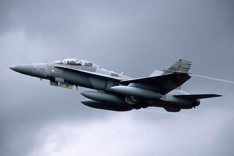 Kuwait Requests 32 F/A-18E/F Super Hornet Aircraft