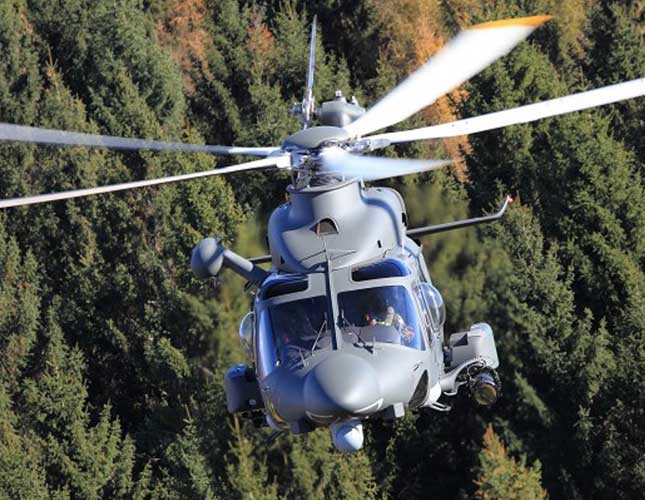 Pakistan Selects AW139 Helicopter