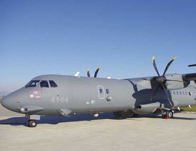 Leonardo Delivers First Two P-72 to Italian Air Force