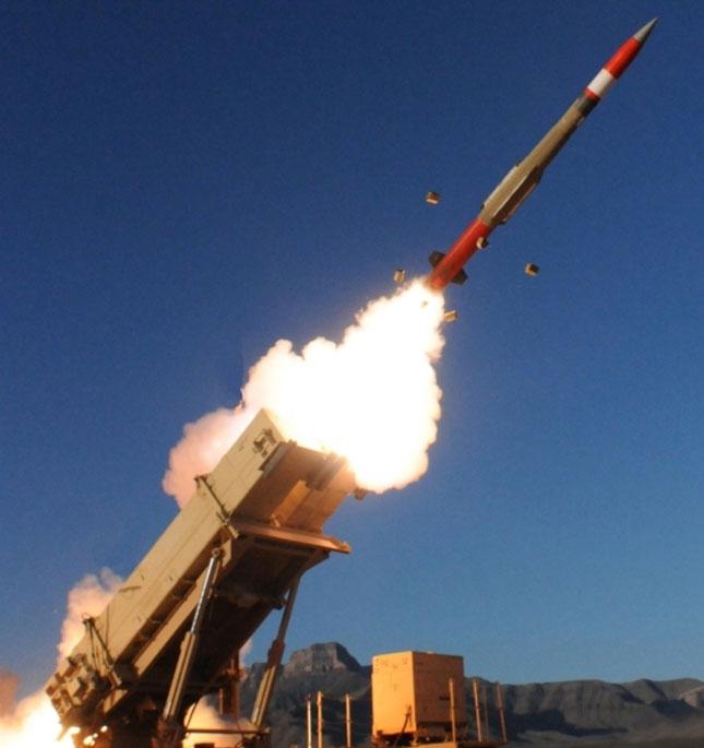 Lockheed Martin PAC-3 MSE Interceptor Destroys Air-Breathing Target