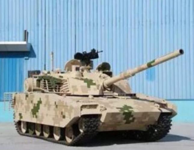 Norinco Unveils Vt5 Lightweight Main Battle Tank Al Defaiya