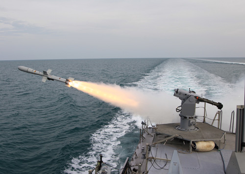 MBDA Wins New Marte Anti-Ship Missile Contract by UAE