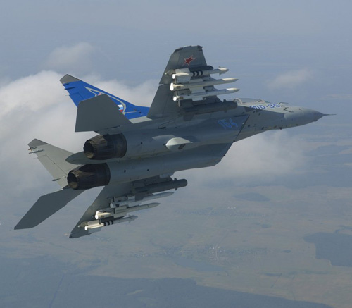 MiG-35 Strike Fighter to be Armed with Laser Weapons