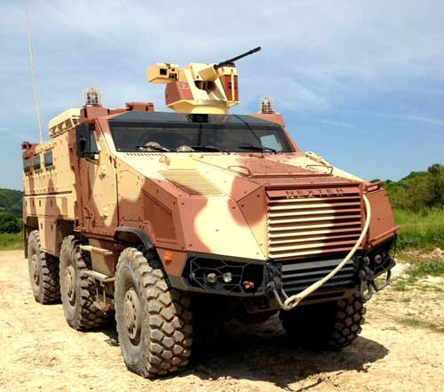 Nexter Supports Special Forces at SOFINS 2017 Show
