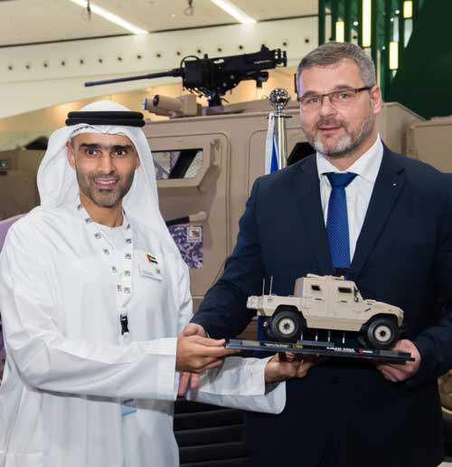 NIMR Automotive, VOP CZ Launch Strategic Partnership