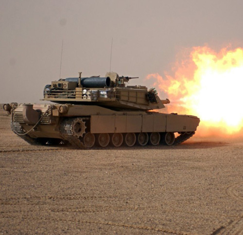 Orbital ATK to Develop Next Generation Tank Ammunition
