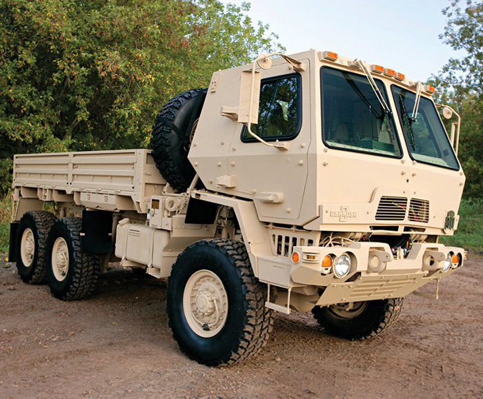Oshkosh Wins FMTV Contract from U.S. Army