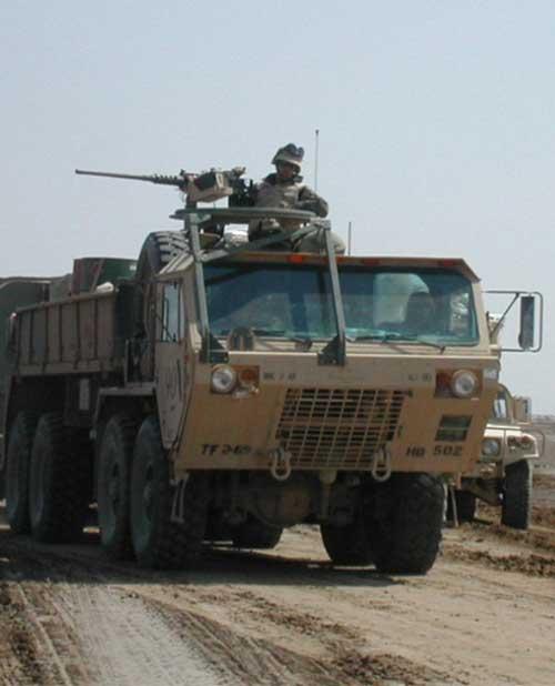 Oshkosh to Renovate US Army's Heavy Tactical Trucks