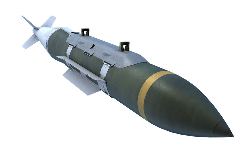 Pentagon Approves Smart Bombs Sale to Turkey