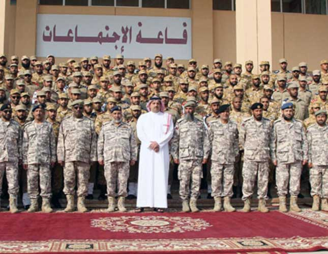 Qatar's Armed Forces Graduate 7th Batch of National Service Recruits