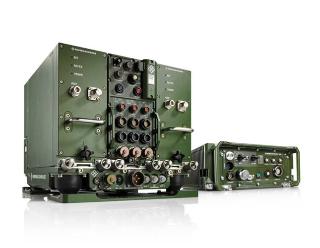 Rohde & Schwarz to Demo Latest Systems at Indo Defence