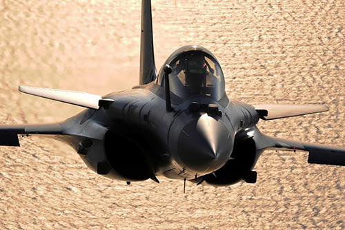Dassault Aviation to Develop New RAFALE F4 Standard
