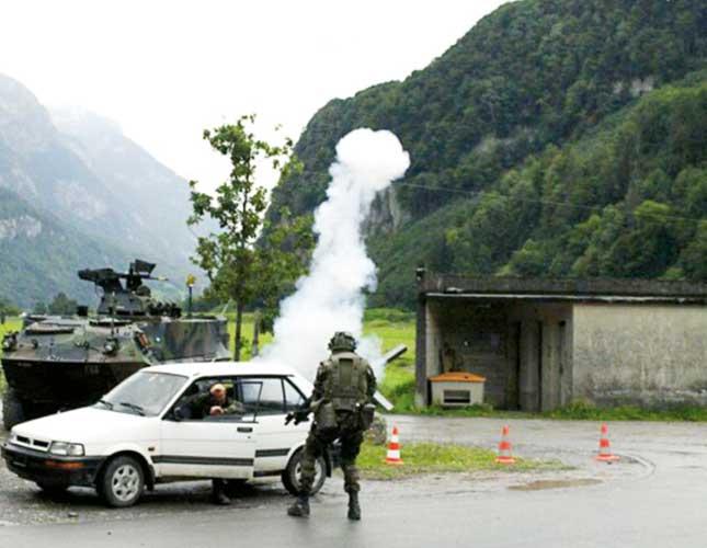 RUAG Supplies C-IED Training Kits to German Army