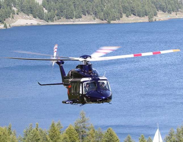 RUAG Named Authorized Service Centre for AW139
