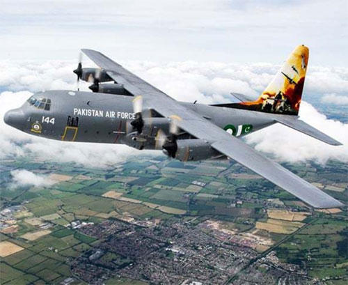 Rockwell Collins to Upgrade Pakistan Air Force's C-130