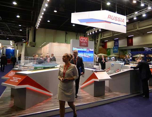 Russia Showcases Over 130 Hardware Pieces at Euronaval