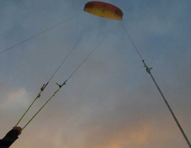 Russia Unveils New-Generation Intelligence Kites