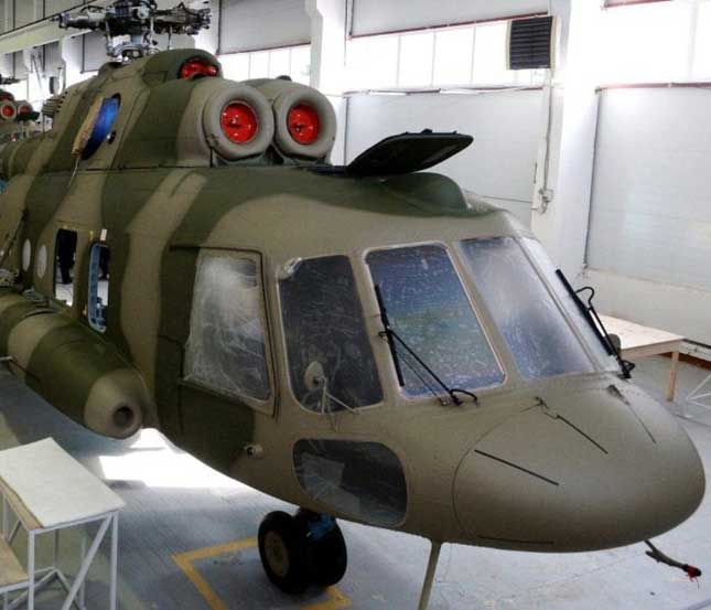 Russia to Test New Generation Helicopter-Mounted Jammer
