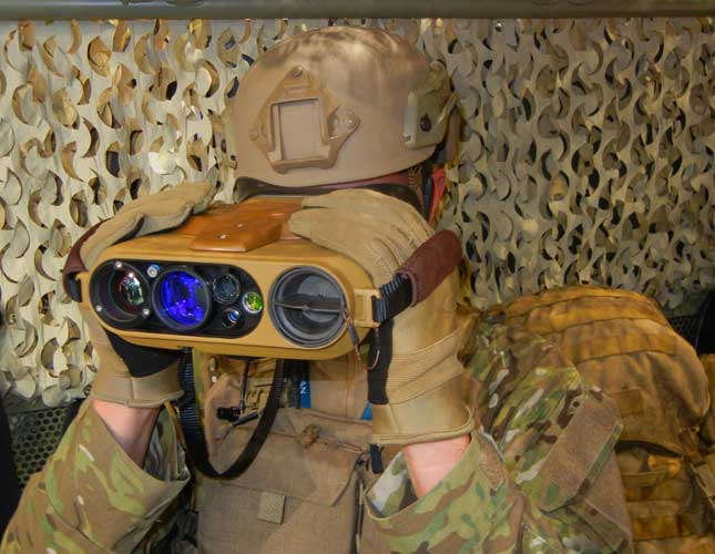 Safran Unveils New-Generation JIM Compact Multifunction Binoculars