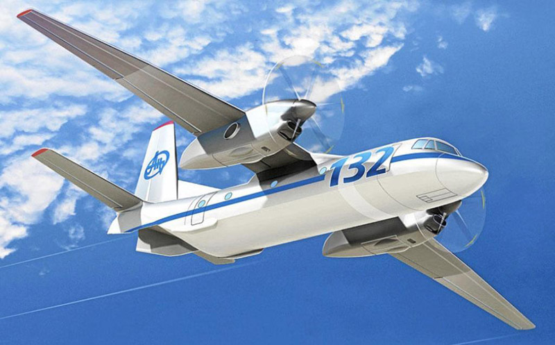 Saudi Arabia to Produce Ukrainian Aircraft AN-132