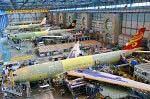 Airbus to Raise A330 Production to 10 a Month