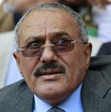 Ali Saleh in a Worse Condition
