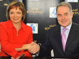 Engine Alliance Signs Deal with Etihad