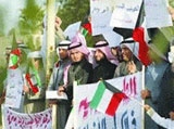 Kuwait Emir Warns Against Any Security Threats