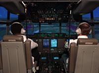 2nd Emirates-CAE Flight Training Facility in Dubai
