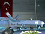 5th Test Flight for Turkish ANKA