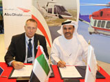 Abu Dhabi Aviation & AgustaWestland Form JV